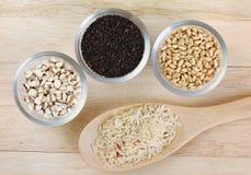 Cereale del granulo Fotografia Stock Libera da Diritti