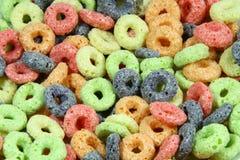 Cereale della frutta Fotografie Stock