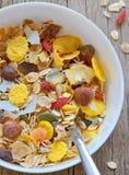 Cereale della mussola fotografie stock libere da diritti