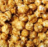Cereale di schiocco del caramello Fotografia Stock Libera da Diritti