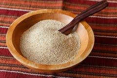 Cereale di tef Fotografie Stock