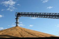 Cereale in eccedenza Fotografie Stock Libere da Diritti