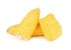 Cereale isolato su fondo bianco Fotografie Stock