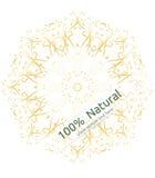 Cereale Mandala Vector Immagini Stock