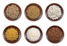 Cereale Mixed Immagini Stock Libere da Diritti
