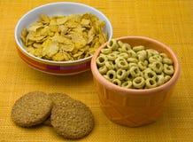 Cereales de desayuno Foto de archivo
