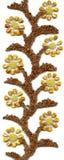 Cereales del ornamento Fotos de archivo libres de regalías