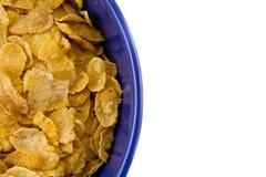 Cereales en un tazón de fuente Foto de archivo