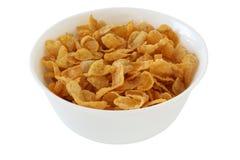 Cereales en un tazón de fuente Imagen de archivo libre de regalías