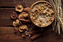 Cereali destinati all'alimentazione sani Immagine Stock Libera da Diritti