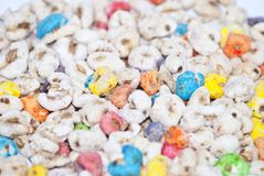 Cereals Royalty Free Stock Image