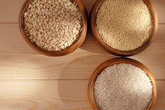 Cereals. Royalty Free Stock Photography