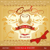 Cereals & Bakery Royalty Free Stock Photo