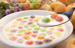 Cereals  ball Royalty Free Stock Photos
