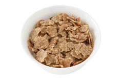 Cereals in a bowl Stock Image