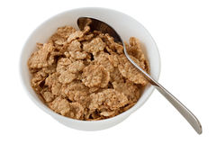 Cereals in the bowl Stock Photo