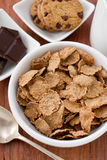Cereals in bowl Royalty Free Stock Image