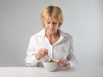 Cereals for breakfast Royalty Free Stock Photography