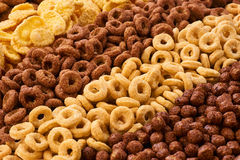 Cereals breakfast collection. Stock Photography