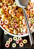 Cereals. For breakfast time Thailand Stock Photography