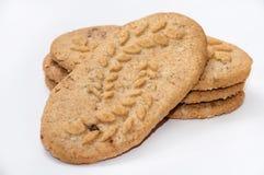 Cereals diet cookies Stock Photos