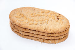 Cereals diet cookies Royalty Free Stock Image