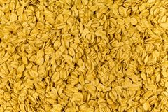 Cereals. Hercules porridge white. Bunting for the whole photo. Wallpaper stock photo