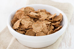Cereals In Bowl Stock Photography