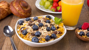 Cereals meal Stock Photo