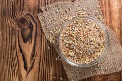 Cereals (wheat, rye, barley, oat and millet) Stock Images