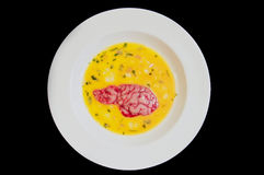 Cerebro que se freirá Imagen de archivo