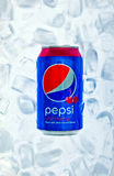 Cereja de Pepsi Fotografia de Stock Royalty Free