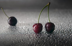 Cereja doce. Imagem de Stock Royalty Free