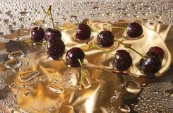 Cereja doce. Imagens de Stock Royalty Free
