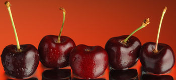 Cereja doce #3 Imagem de Stock
