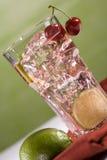 Cereja Limeade Fotografia de Stock