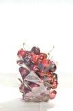 Cereja vermelha Fotografia de Stock