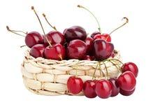 Cerejas doces. Fotos de Stock Royalty Free