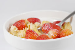 Cerel Breakfast Royalty Free Stock Photography