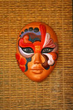 Ceramic mask in Hoi An town Royalty Free Stock Image