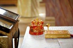 ceremoni objects bröllop Royaltyfri Foto