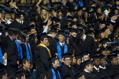 ceremonia 2008 de graduación de la universidad de estado de Georgia Fotografía de archivo
