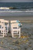 Ceremonia de boda al aire libre Fotos de archivo