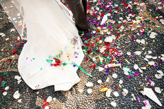 Ceremonia de boda imagen de archivo