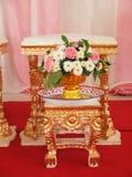 Ceremonia de boda tailandesa Imagenes de archivo
