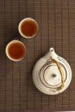 Ceremonia de té fotografía de archivo