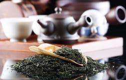 Ceremonia de té tradicional Imagen de archivo libre de regalías