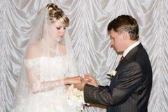 ceremonia ślubu zdjęcia stock
