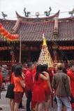 Ceremonia ritual china Fotos de archivo libres de regalías