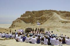 Ceremonia solemne Imagen de archivo libre de regalías